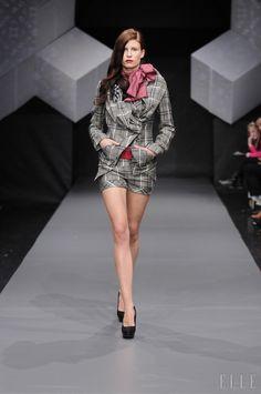 Vladimira Kralj - preprosto, elegantno Elle Fashion, Dresses For Work, Fashion Design