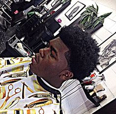 how to get a nappy temp fade