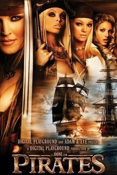aka Pirates XXX Info: http://www.imdb.com/title/tt0477457/ Release Date: 26 September 2005 (USA) Director: Joone | Genre: Adult Cast: Jesse Jane, CarmenRead the Rest...