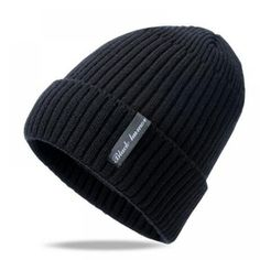7a243d4b3f087 Wool velvet Winter hat Male Outdoor ski skullies beanies Mask scarf cap  bonnet Winter Hats For men boys knitted hat men