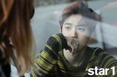 Suho exo - Star1 magazine