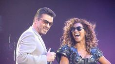 George Michael and Beyonce