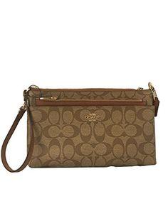 e2d7c4980514 The perfect COACH Womens Signature PVC Pop Pouch Women Bag. [$125]  topoffergoods from
