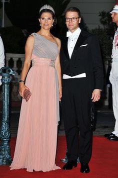 Crown Princess Victoria of Sweden and husband Prince Daniel, Duke of Vastergotland