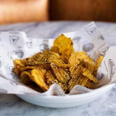 National Potato Chip Day is here, and these restaurants around the country are celebrating with some of the most original and off-the-wall fried spuds.