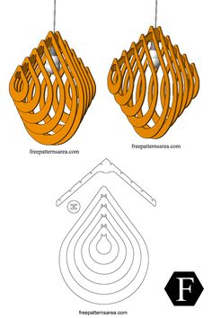 Drop Chandelier Light Free Dxf File for Laser Cutting Chandelier Light Cutting dwg File For Laser Cuter The post Drop Chandelier Light Free Dxf File for Laser Cutting appeared first on Dome Decoration. Laser Cut Lamps, Laser Cut Wood, Laser Cutting, Cardboard Crafts, Wood Crafts, Diy And Crafts, Laser Cutter Projects, Cnc Projects, 3d Puzzel