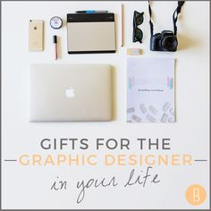 Gift for the graphic designer in your life.- @bloguettes #graphicdesign #graphicdesigner #giftideas