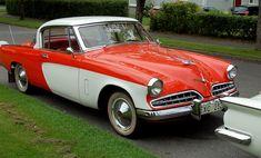 1954 Studebaker Champion Regal Starliner hardtop coupe