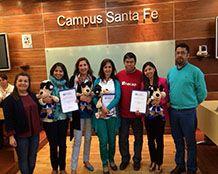 Alumnos, exalumnos y docentes de Trabajo Social de INACAP Concepción-Talcahuano se especializan en México