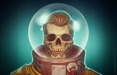 Astronaut by ~sacking-jimmy