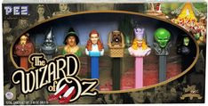 G. IN BOX Wizard of Oz 70th Anniversary Collector's Set