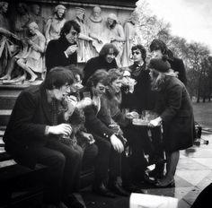 Pink Floyd, December 8, 1966