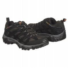 MERRELL Moab Ventilator Shoes (Black Night) - Men's Shoes - 10.5 M