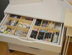 8 Cubby Drawer Caddy