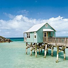Bahamas, been there and love to go back....