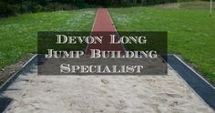 Just Pinned to Long Jump Runways: Devon Long Jump Building...