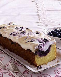 Unser beliebtes Rezept für Saftiger Blaubeerkastenkuchen und mehr als 55.000 weitere kostenlose Rezepte auf LECKER.de.