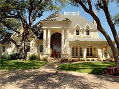 love Austin homes
