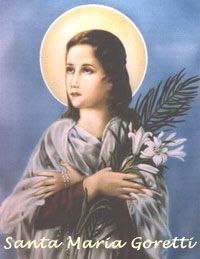 MARIA GORETTI :: Catholic News Agency (CNA) July 6 marks the feast day of St. Maria Goretti, a young virgin and martyr whose life is an example of purity and mercy for all Christians. Catholic News, Catholic Saints, Santa Maria, Bergen, Cna Programs, St Maria Goretti, Nursing Assistant, News Agency, Kirchen