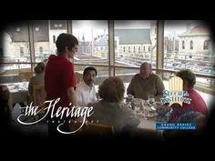 Secchia Institute - Heritage Restaurant | Grand Rapids Community College