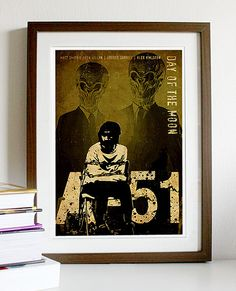 Dr Who Poster Series  Day of the Moon A3 Print by Posterinspired, $18.00