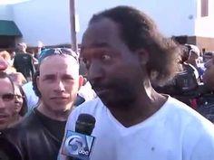 Black Man Describes Captive White Girls Rescue