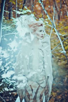 Elfs by Sophie Black #photography #fantasy #forest