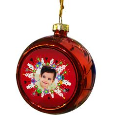 personalised gifts by Photo Christmas Tree, Christmas Tree Ornaments, Christmas Ideas, Personalized Gifts, Red, Customized Gifts, Christmas Tree Toppers, Xmas Tree Decorations, Personalised Gifts