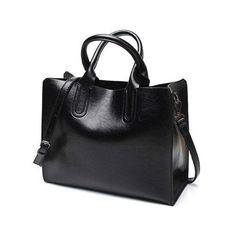 6d946404972aa6 Miyahouse New Arrival Women Leather Top-Handbag Business Style Shoulder Bag  For Female Oil Wax