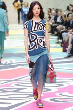 Burberry Prorsum Ready To Wear Spring Summer 2015 London
