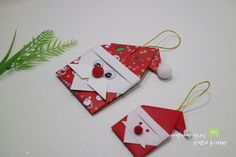 2018년으로 넘어온 지 얼마 안 된 거 같은데벌써 다음 달이면 12월 마지막달입니다.특별하게 한거 없이 1년... Xmas, Christmas Ornaments, Origami, Gift Wrapping, Holiday Decor, Gifts, Home Decor, Christmas, Gift Wrapping Paper