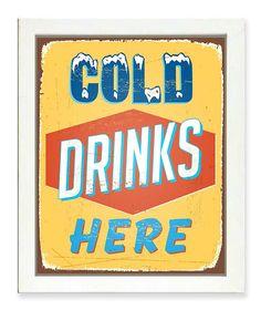 Metal Tin Sign Miller High Life Beer Pub Maison Rétro Vintage Poster CAFE ART
