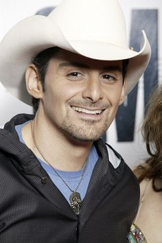 Hatas gon hate, brad paisley is pretty fuckin awesome.