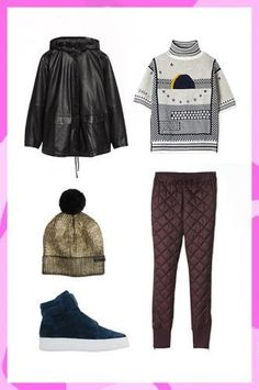 Winter Outfits That Won't Ruin Your Style Game