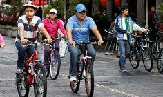 En 2017 inicia programa bicis públicas