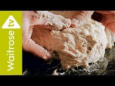 (1) Richard Bertinet's White Bread Masterclass | Waitrose - YouTube