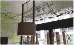 Vitrophanie restaurant Manora-suisse-by Mel et Kio