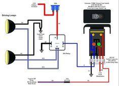 16 Motorcycle Horn Relay Diagram Motorcycle Diagram Wiringg Net Diagram Relay Harley Davidson