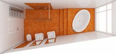 CADFACE Projects/ORANGE | BATHROOM DESIGN