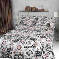 ORIENTAL biela - bavlnené obliečky 140x200cm - Homa SK Oriental, Comforters, Blanket, Bed, Furniture, Home Decor, Creature Comforts, Quilts, Decoration Home