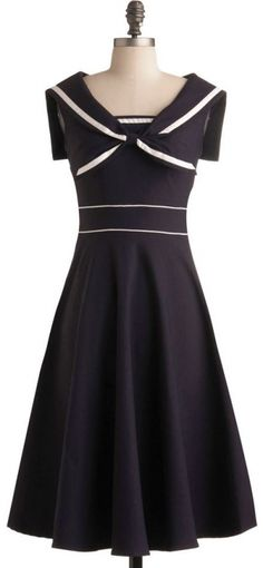 人気セレクトショップ◆Modcloth新作◆Luxury Craft Dress 1