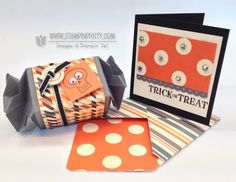 Pals Trick or Treat (Blog Candy) Halloween Hop! - Stampin' Up! Demonstrator - Mary Fish, Stampin' Pretty Blog, Stampin' Up! Card Ideas & Tutorials