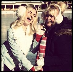 Rydel & Mrs. Lynch