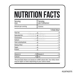Lucky Charms Dr Parr Says Inside Nutrition Label For
