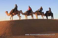 Sahara Desert adventure in Morocco