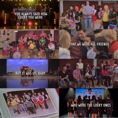 Makes me want to cry all over again.  Mashup of Glee and Rent♡