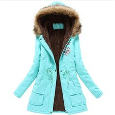 #SHOP over 30,000 New Products / Low Prices at SaveMajor.com - #savemajor $ http://savemajor.com/products/winter-jacket-women-wadded-jacket-female-outerwear-slim-winter-hooded-coat-long-cotton-padded-fur-collar-parkas-plus-size-3l68?utm_campaign=social_autopilot&utm_source=pin&utm_medium=pin winter jacket wom...