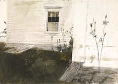 Andrew Wyeth (1917-2009) Maud Stone's, 1960 Watercolor on paper