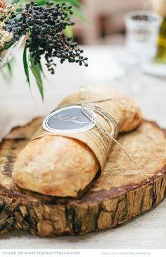 Wedding Food - Vintage style | UBetts Rental & Design
