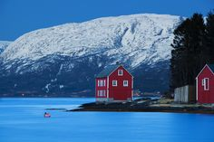 Omastrand, Hardangerfjord, Norway by Tord Andre Oen, via 500px